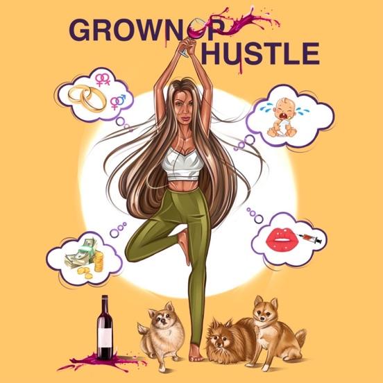 That C Word – Grownup Hustle